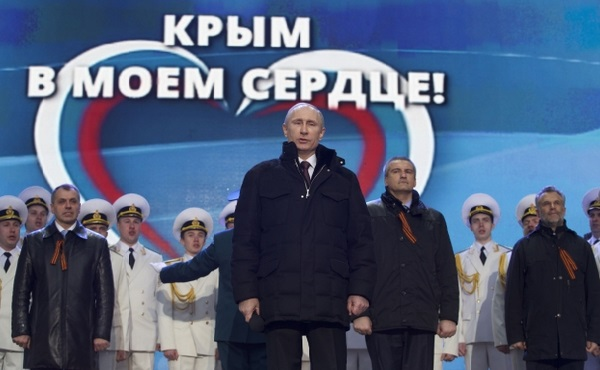 Annexation of crimea 2014
