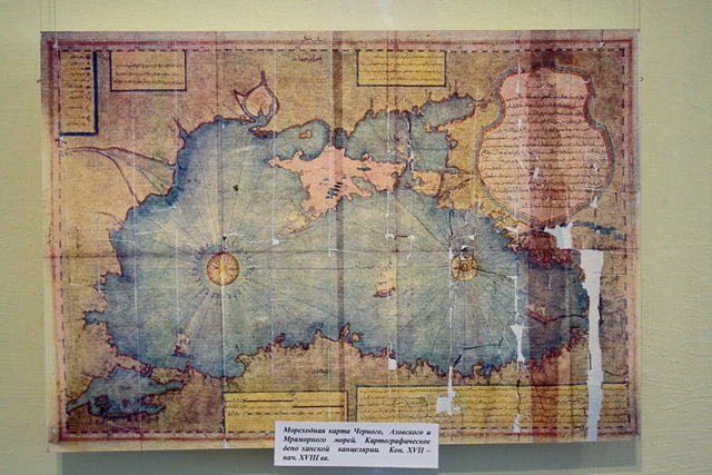 Old Crimea Map